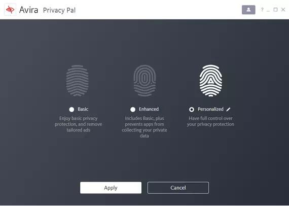 Avira Privacy Pal