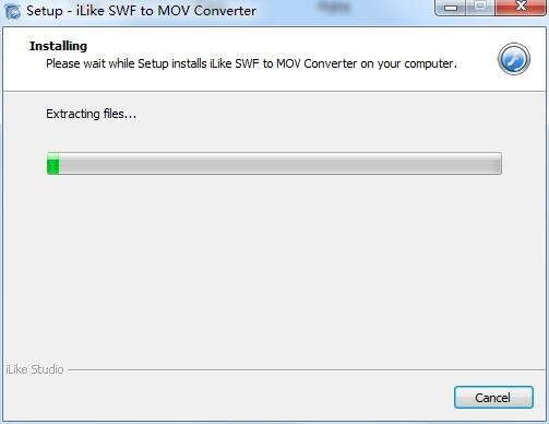 iLike SWF to MOV Converter