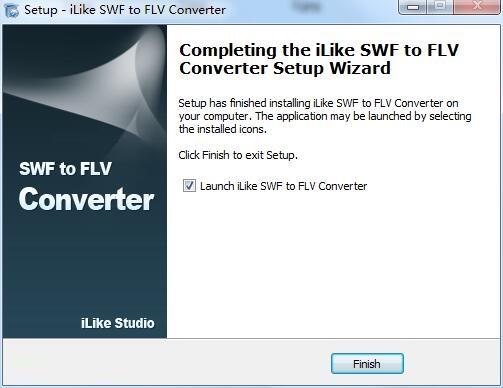 iLike SWF to FLV Converter