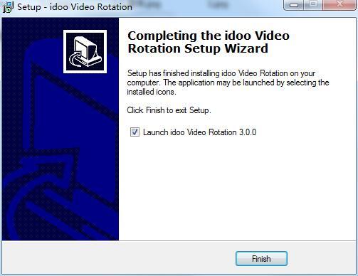 idoo Video Rotation