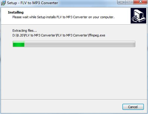 AbyssMedia FLV to MP3 Converter