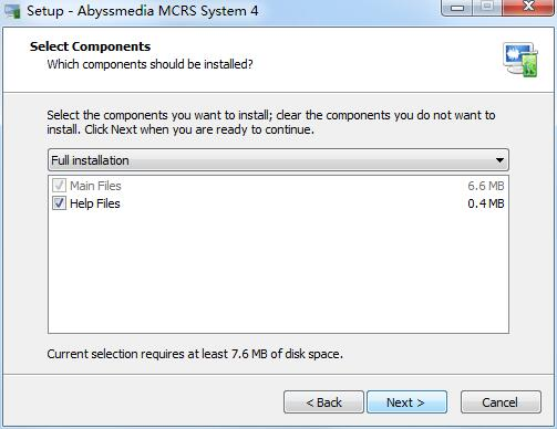 Abyssmedia MCRS System