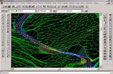 海地公路优化设计软件