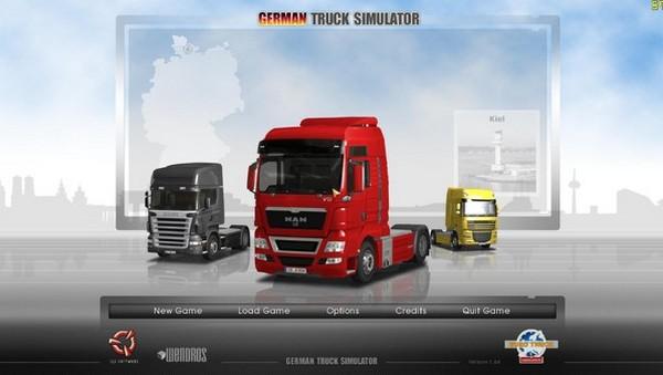 德国卡车模拟