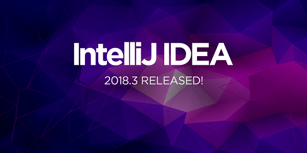 IntelliJ IDEA 2018