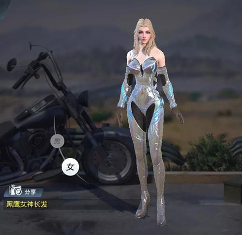 《终结战场》黑鹰女神套装获取攻略