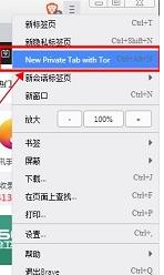 Brave Browser截图