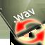 蒲公英WAV格式转...