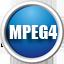 闪电MPEG4格式转...