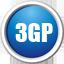 闪电3GP手机视频转换器