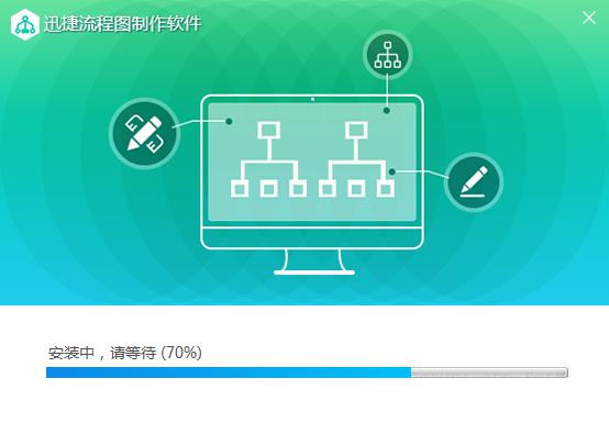 迅捷流程图制作软件