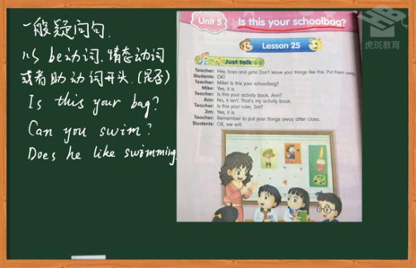 小学英语语法-虎斑教育