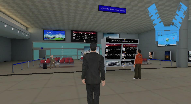 商务英语3D情景口语实训系统