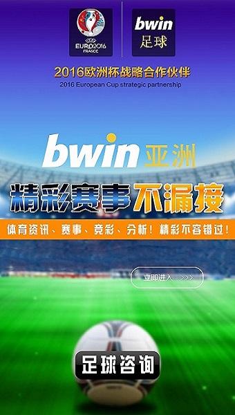 bwin 足球