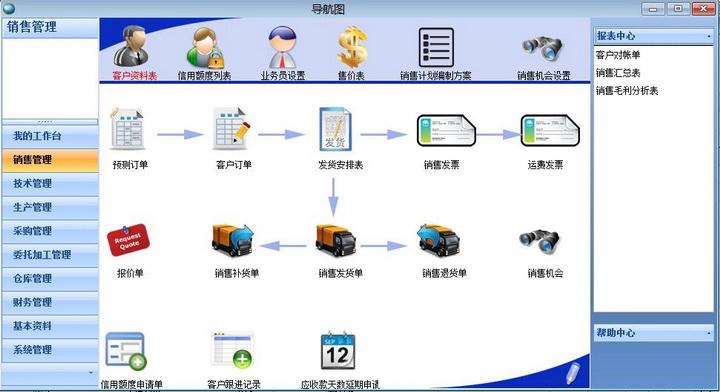 巨灵鸟ERP5000进销存软件 免费版