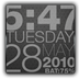 桌面时钟动态壁纸 1.5.9