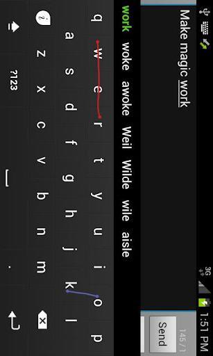 Keymonk输入法