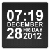 TypoClock 时钟 1.1.3