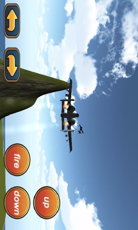 模拟开飞机游戏