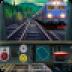 火车的驾驶台模拟器