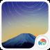 富士山的夜晚-梦...