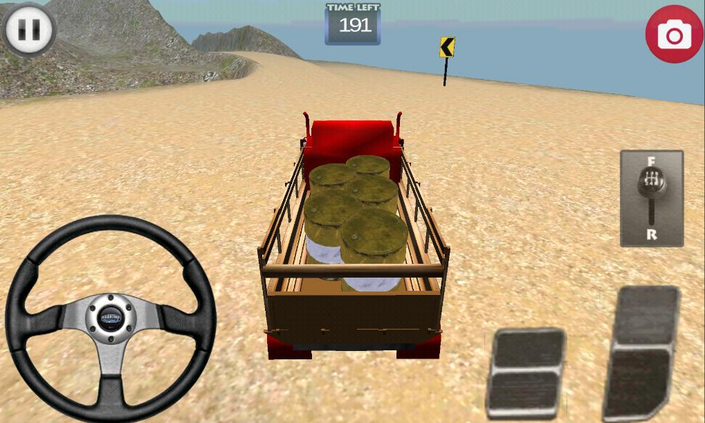 山地卡车模拟器