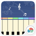 黑白钢琴键-梦象...