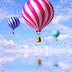 一个热气球的故事-秀主题锁屏