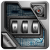 高科技密码锁