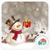 圣诞雪人-梦象动态壁纸