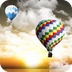 热气球3D动态壁纸