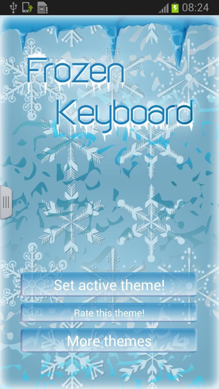 Frozen Keyboard