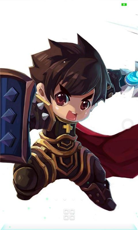 少年魔兽团2-秀壁纸锁屏