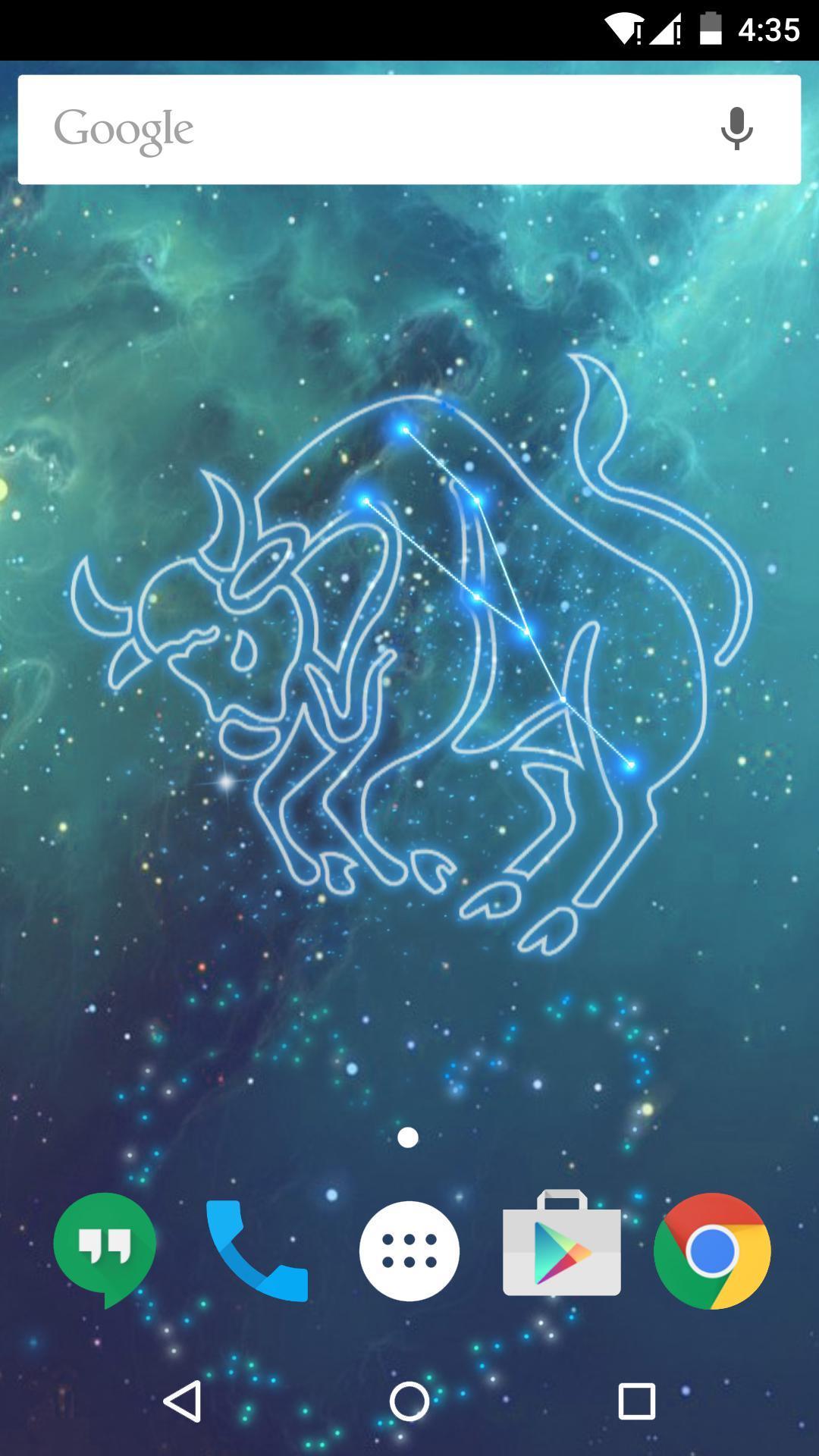 金牛座-梦象动态壁纸