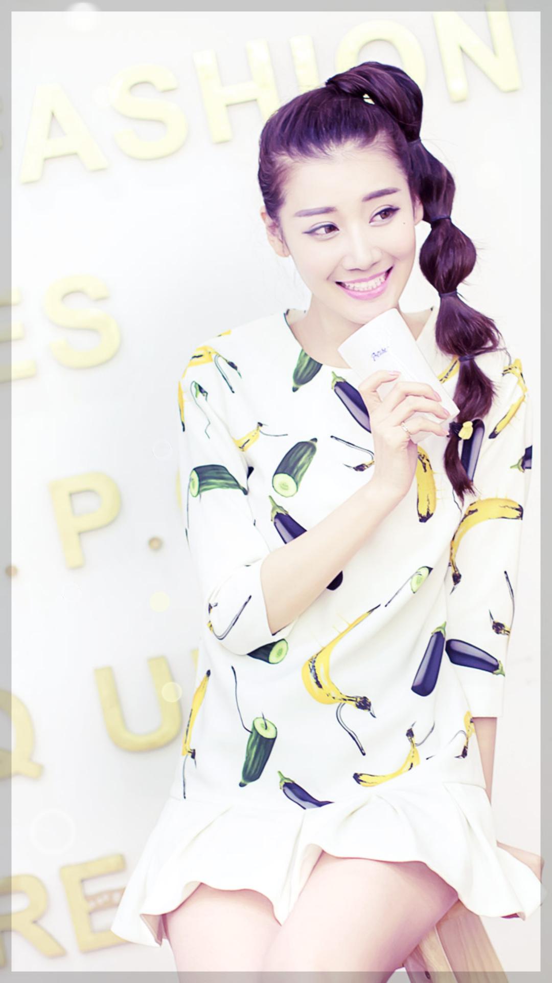 柠檬秀王安琪-梦象动态壁纸