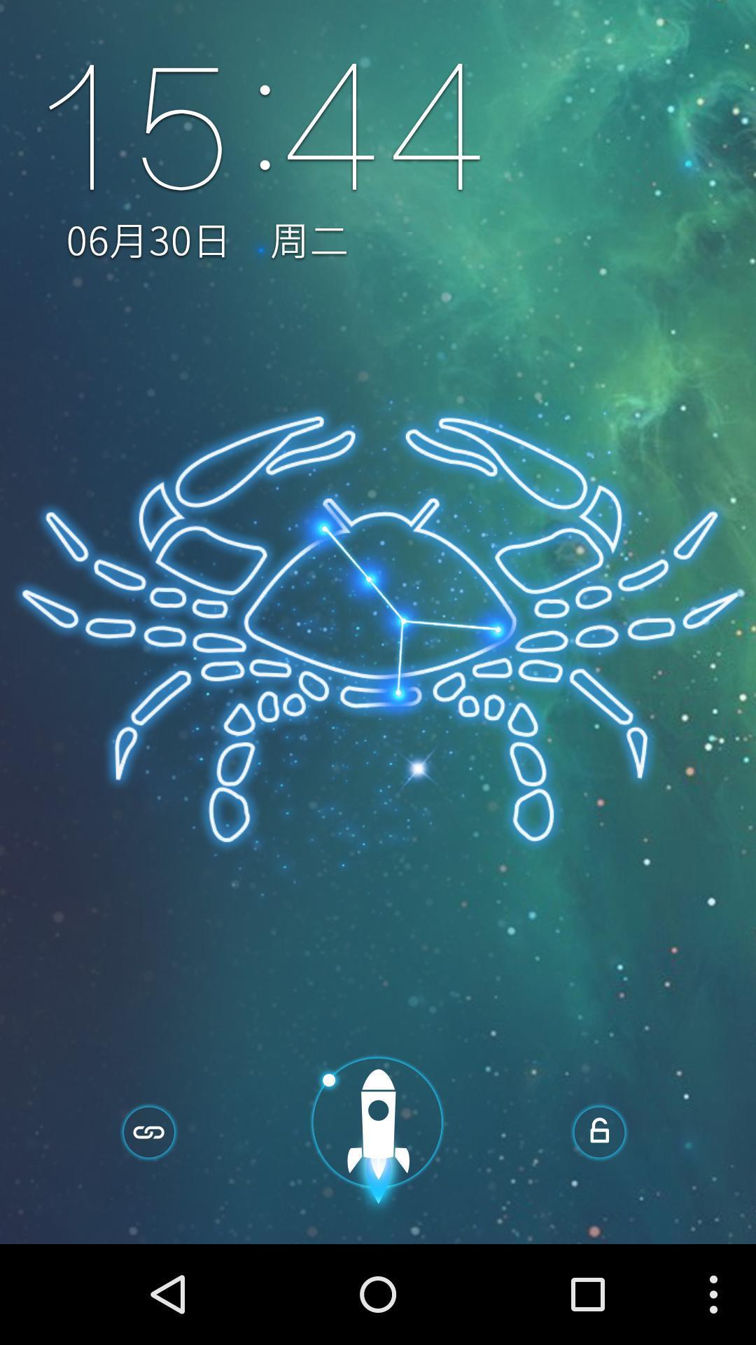 巨蟹座-梦象动态壁纸