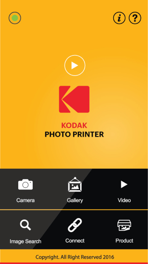 Kodak Printer Mini
