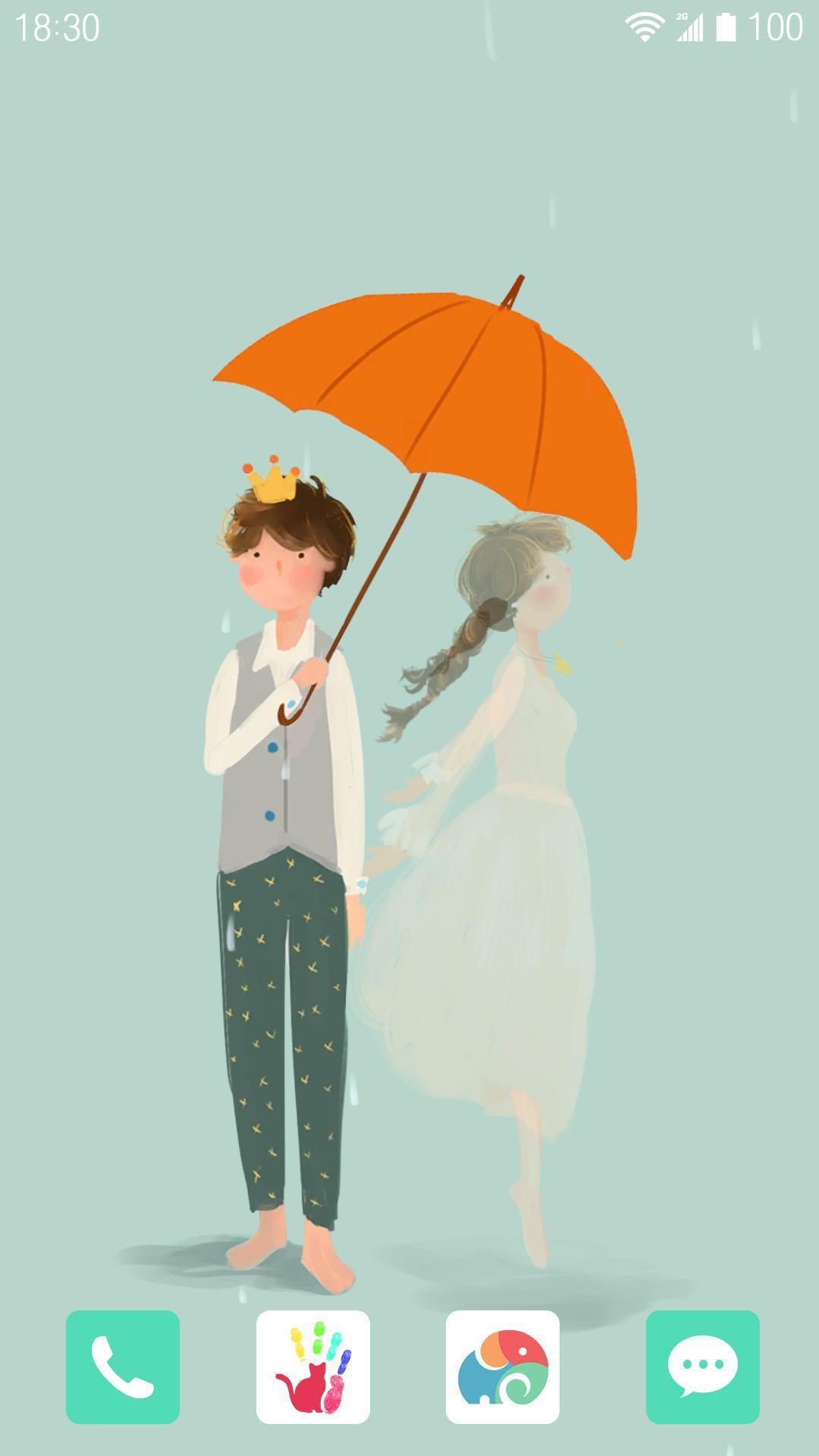 雨中曲-梦象动态壁纸
