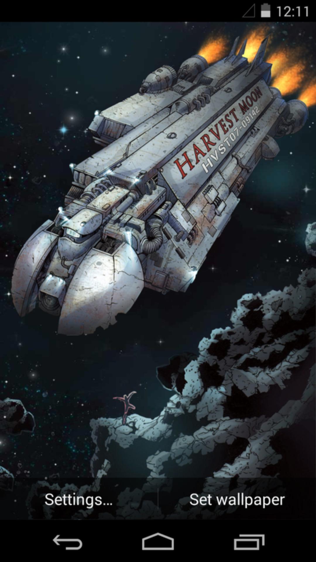 太空掘金队-梦象动态壁纸