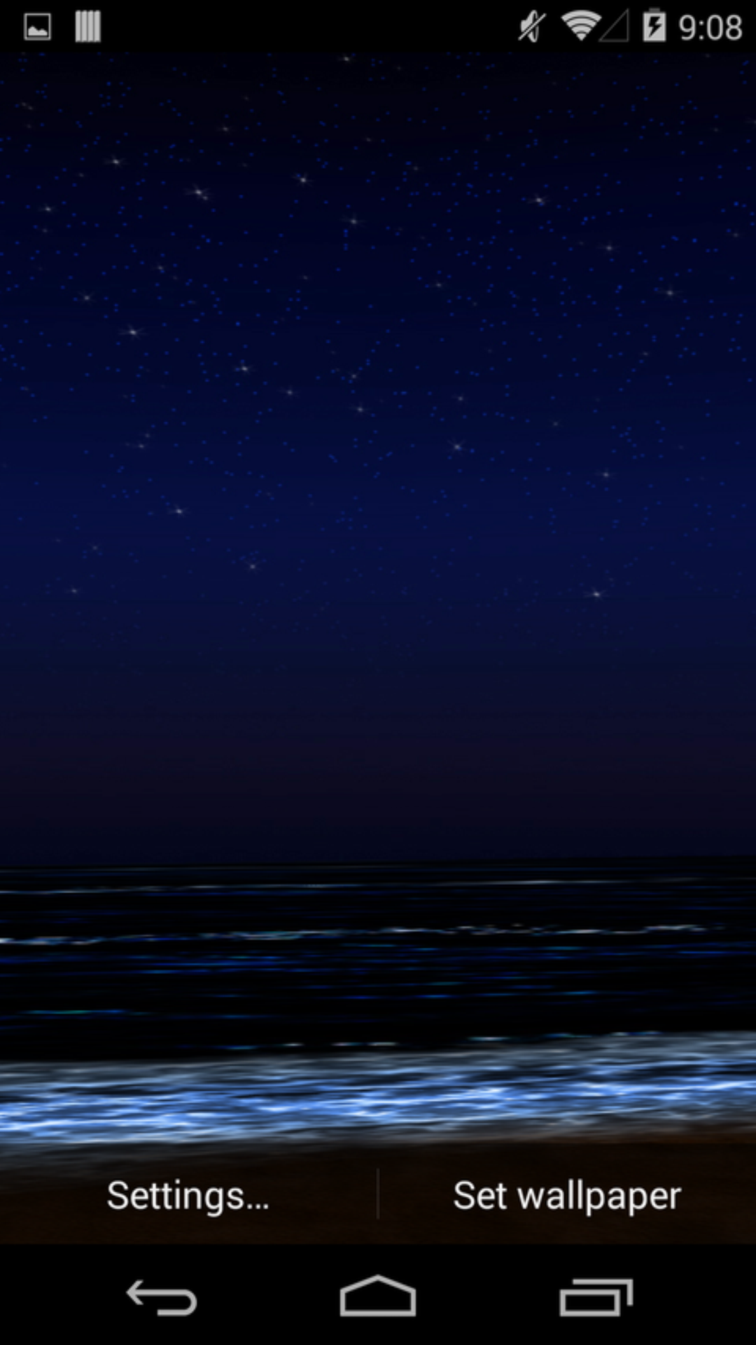 3D听海-梦象动态壁纸