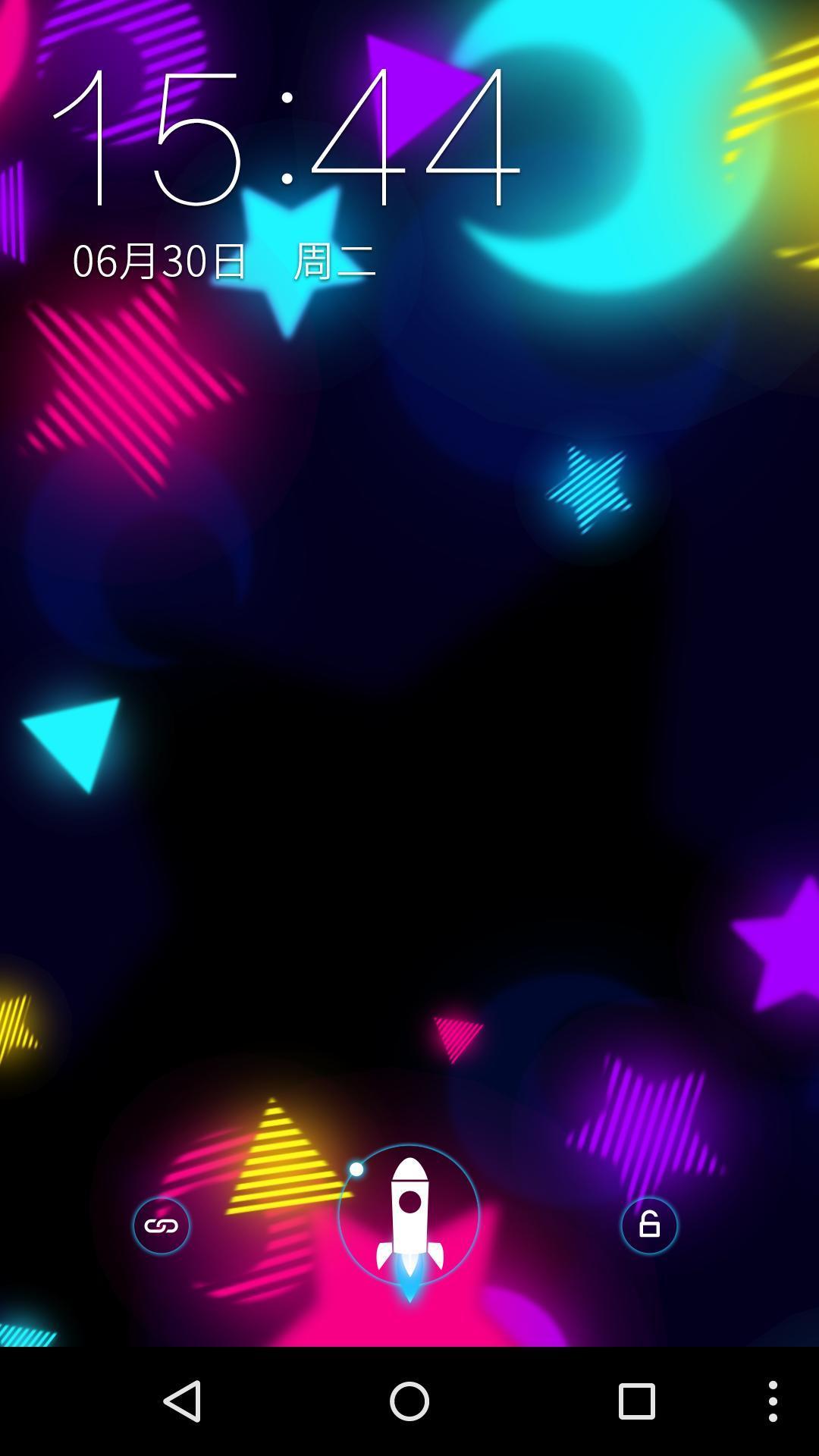 3D童话星空-梦象动态壁纸