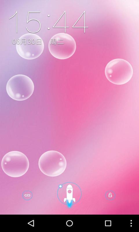 梦幻泡泡-梦象动态壁纸
