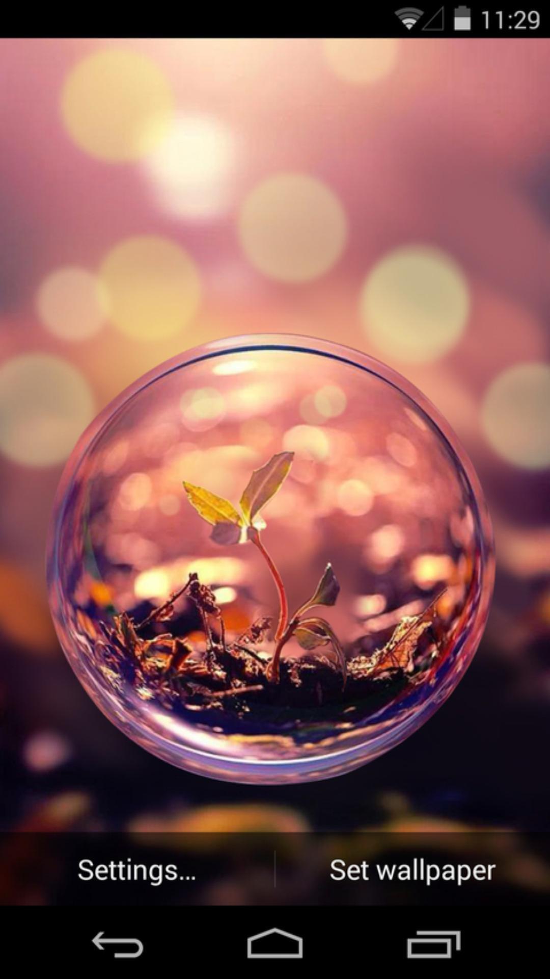 水晶球-梦象动态壁纸