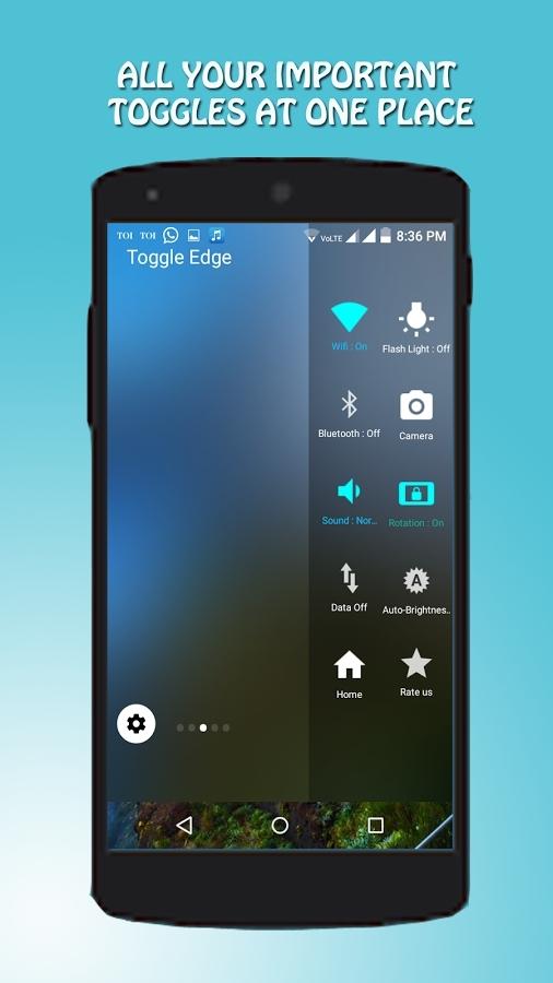 Edge Screen