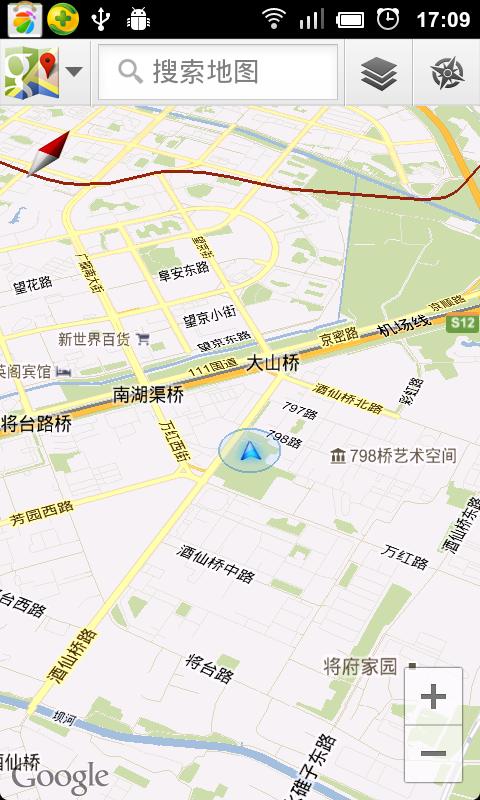 谷歌地图app下载_谷歌地图软件下载_谷歌地图9.50.2