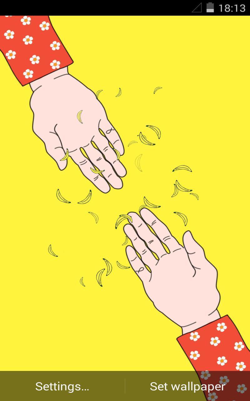 剪刀石头布-梦象动态壁纸