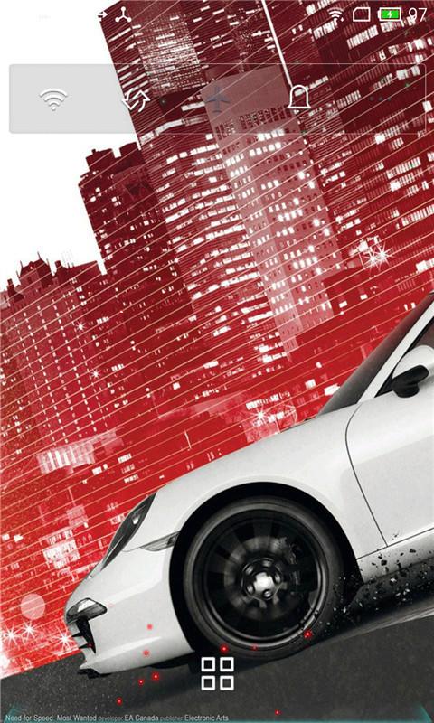 3D终极车神-动态壁纸