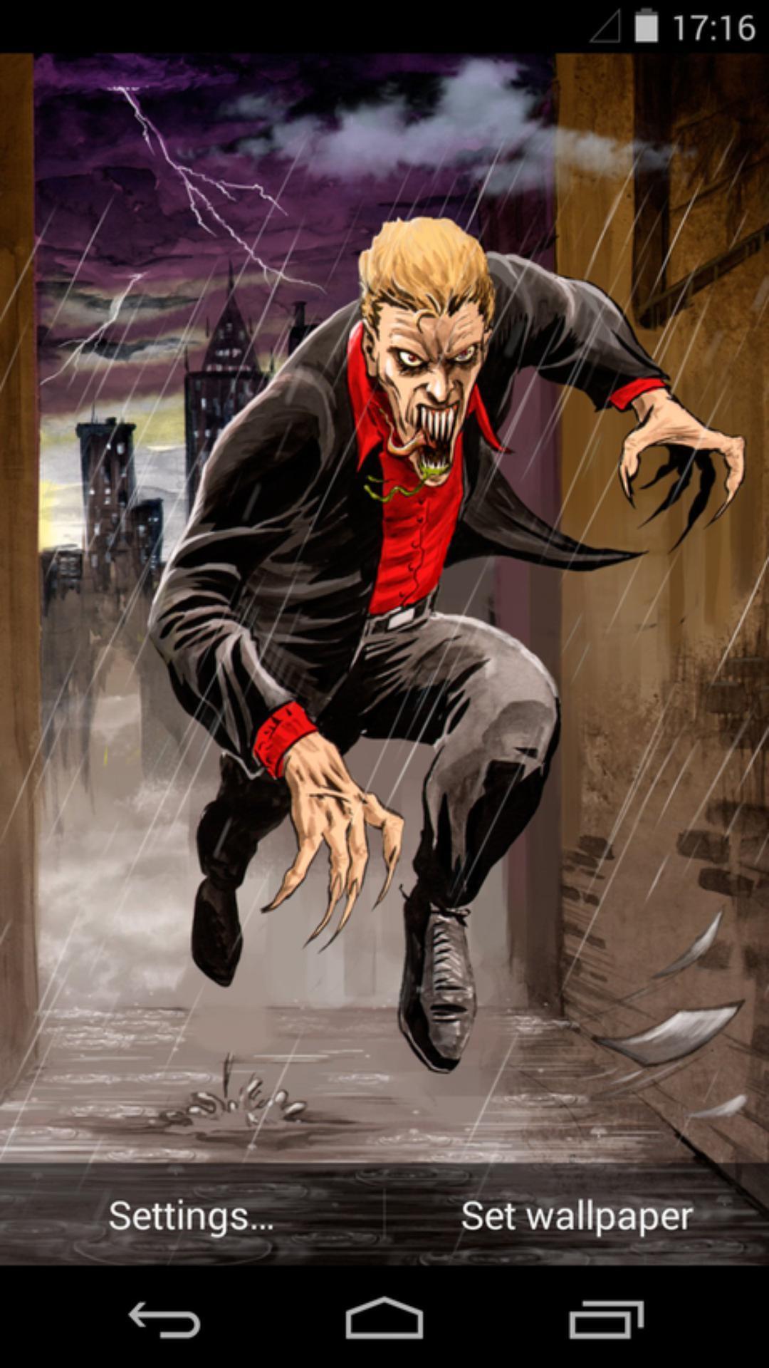 吸血鬼-梦象动态壁纸
