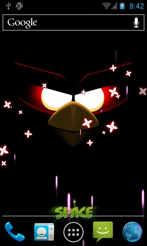 愤怒的小鸟太空版2-秀壁纸锁屏下载