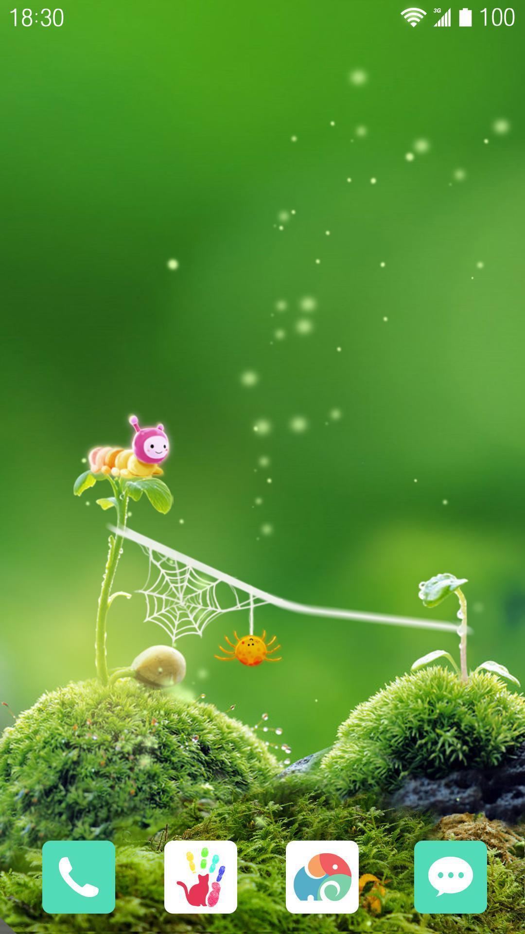 可爱小世界-梦象动态壁纸